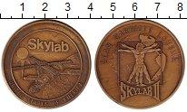 Изображение Монеты США Медаль 0 Латунь UNC