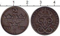 Изображение Монеты Европа Швеция 2 эре 1950 Железо XF