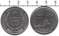 Изображение Монеты Мадагаскар 20 ариари 1978 Медно-никель UNC-
