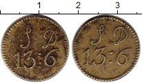 Изображение Монеты Европа Великобритания номинал 0 Латунь VF+