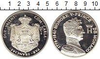 Изображение Монеты Монако Медаль 0 Серебро Proof-