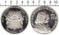 Изображение Монеты Монако Медаль 0 Серебро Proof- `Серия ``Князья Мона