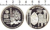 Изображение Монеты Франция 6,55957 франка 1999 Серебро Proof