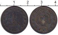 Изображение Монеты Европа Албания 1 лек 1947 Цинк VF