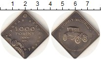 Изображение Монеты Венгрия 1000 форинтов 2006 Медно-никель UNC