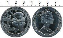 Изображение Монеты Остров Мэн 1 крона 1988 Медно-никель Proof- 200 - летие  Австрал