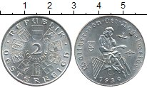 Изображение Монеты Европа Австрия 2 шиллинга 1930 Серебро UNC-