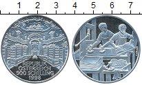 Изображение Монеты Австрия 500 шиллингов 1998 Серебро Proof