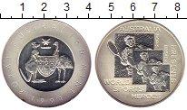 Изображение Монеты Австралия 1 унция 1991 Серебро Proof-
