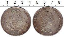 Изображение Монеты Саксония 1 талер 1812 Серебро XF