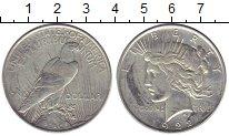 Изображение Монеты Северная Америка США 1 доллар 1922 Серебро XF