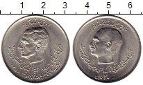 Изображение Монеты Азия Иран 20 риалов 1978 Медно-никель UNC