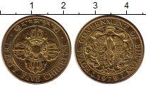 Изображение Монеты Бутан 5 хетрум 1979 Латунь UNC-