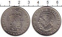 Изображение Монеты Европа Швеция 2 кроны 1969 Медно-никель UNC