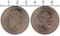 Изображение Монеты Дания 5 крон 1973 Медно-никель UNC-