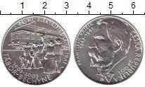 Изображение Монеты Чехия 200 крон 2003 Серебро UNC