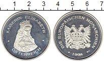 Изображение Монеты Европа Австрия Жетон 1994 Посеребрение Proof