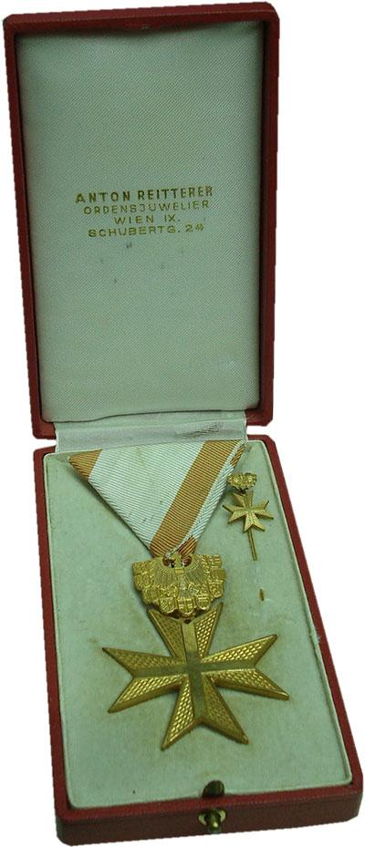 Изображение Подарочные монеты Австрия Медаль 0 Бронза UNC-