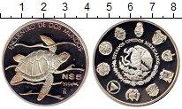 Изображение Монеты Северная Америка Мексика 5 песо 1994 Серебро Proof-