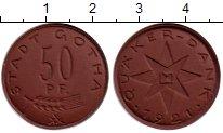 Изображение Монеты Германия : Нотгельды 50 пфеннигов 1921 Фарфор UNC