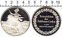 Изображение Монеты Европа Германия Медаль 0 Серебро Proof-
