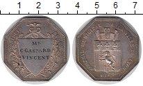 Изображение Монеты Европа Франция Медаль 1829 Серебро UNC-