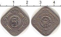 Изображение Монеты Европа Нидерланды 5 центов 1929 Медно-никель VF