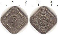 Изображение Монеты Нидерланды 5 центов 1929 Медно-никель VF