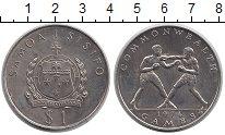 Изображение Монеты Австралия и Океания Самоа 1 доллар 1974 Медно-никель UNC-