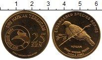 Изображение Монеты Малайзия 25 сен 2004 Латунь UNC-
