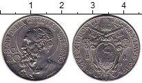 Изображение Монеты Европа Ватикан 20 сентим 1940 Никель UNC