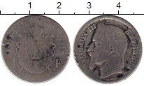 Изображение Монеты Франция 1 франк 0 Серебро F