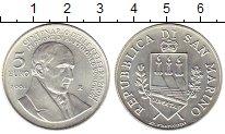 Изображение Монеты Европа Сан-Марино 5 евро 2004 Серебро UNC