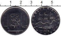 Изображение Монеты Европа Сан-Марино 100 лир 1976 Сталь UNC