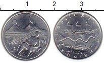 Изображение Монеты Сан-Марино 2 лиры 1976 Алюминий UNC