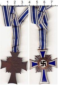 Изображение Монеты Третий Рейх Медаль 1938 Медь UNC