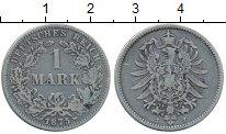 Изображение Монеты Германия 1 марка 1875 Серебро XF- J
