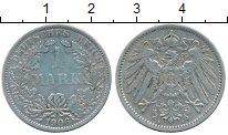 Изображение Монеты Европа Германия 1 марка 1906 Серебро XF-