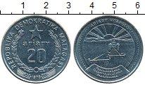 Изображение Монеты Африка Мадагаскар 20 ариари 1978 Медно-никель UNC-