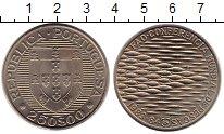Изображение Монеты Европа Португалия 250 эскудо 1984 Медно-никель UNC