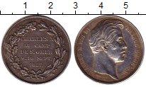 Изображение Монеты Европа Франция Медаль 1827 Серебро XF