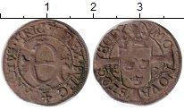 Изображение Монеты Швеция Медаль 1589 Серебро XF
