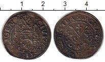 Изображение Монеты Европа Рига Медаль 1566 Серебро XF-
