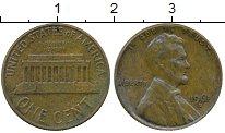 Изображение Монеты Северная Америка США 1 цент 1961 Бронза XF