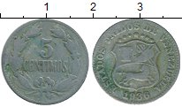 Изображение Монеты Венесуэла 5 сентим 1936 Медно-никель VF