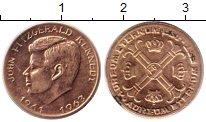Изображение Монеты США Жетон 0 Бронза XF