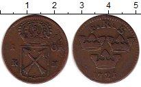 Изображение Монеты Европа Швеция 1 эре 1721 Медь VF