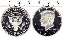 Изображение Монеты Северная Америка США 1/2 доллара 2010 Серебро Proof-