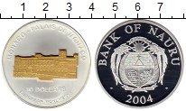 Изображение Монеты Австралия и Океания Науру 10 долларов 2004 Серебро UNC