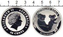 Изображение Монеты Австралия и Океания Австралия 50 центов 2011 Серебро Proof